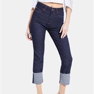 Guess 1981 Skinny High Waist Jeans Dark 26 NEW
